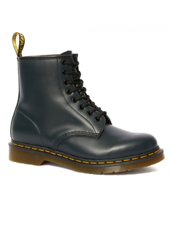 Ботинки Dr. Martens 1460 Smooth синие