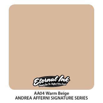 WARM BEIGE - ETERNAL (США 1 OZ - 30 МЛ.)