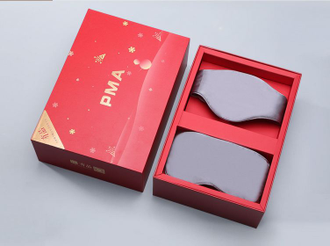 Набор Xiaomi PMA heating silk business suit gift box розовый