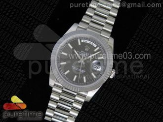 Day-Date 40 228239 Grey
