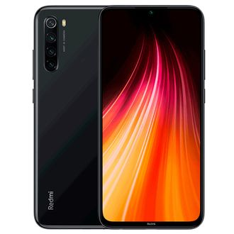 XIAOMI REDMI NOTE 8 - ЧЁРНЫЙ