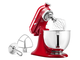Миксер планетарный KITCHENAID ARTISAN 4.8Л.,5KSM180HESD, Queen of Hearts, чувственный красный