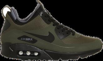 37e0c57e3573 Кроссовки NIKE AIR MAX 90 Sneakerboot хаки купить в Перми — цены ...