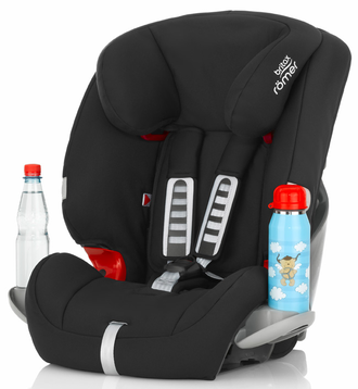 Britax roemer evolva 1-2-3 Wine Rose