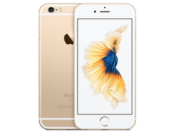 Купить iPhone 6S 64Gb Gold LTE в СПб