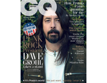 GQ BRITISH Magazine June 2018 Dave Grohl, Foo Fighters Cover Мужские журналы, Intpressshop