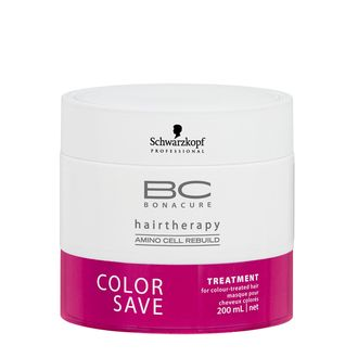 Маска защита цвета Schwarzkopf BC color save treatment, 200 мл