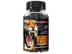(Cloma Pharma) Black Tiger - (100 капс)