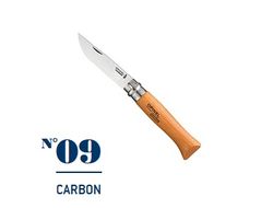 Нож Opinel №09 Carbon