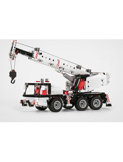 Конструктор Mitu Building Blocks Mobile Engineering Crane