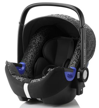 Britax Roemer Baby-Safe i-Size Mystic Black