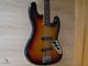 Fender Made In Japan Jazz Bass Sunburs + Seymour Duncan