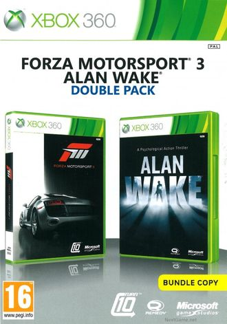 Forza Motorsport 3 / Alan Wake Double pack