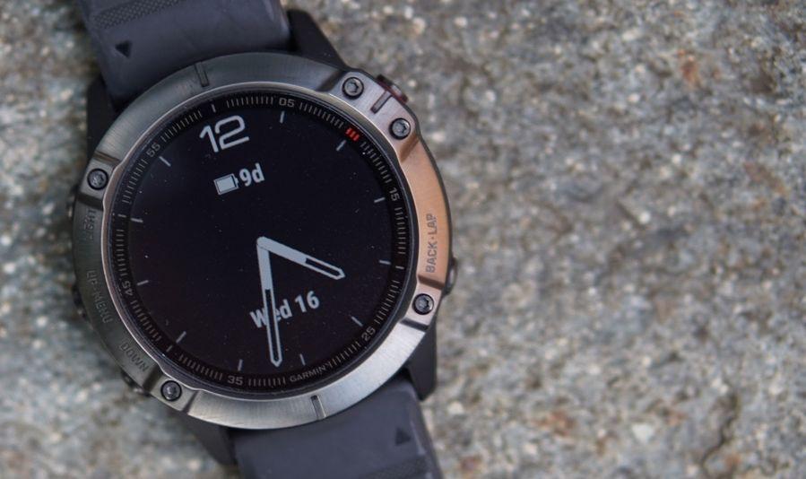 Обзор: Garmin Fenix 6X. Все еще лучшие мультиспортивные часы