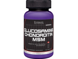 Glucosamine Chondoitin MSM от Ultimate Nutrition