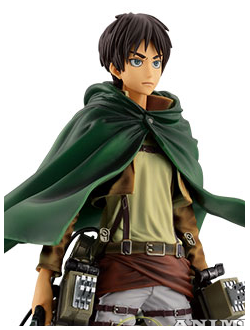 Фигурка Эрен Джагер (Eren Jaeger by Banpresto)