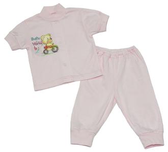 Комплект (Артикул 6109-022) цвет розовый
