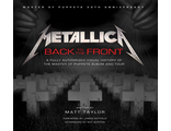 Metallica Back to the Front Иностранные книги, Intpressshop