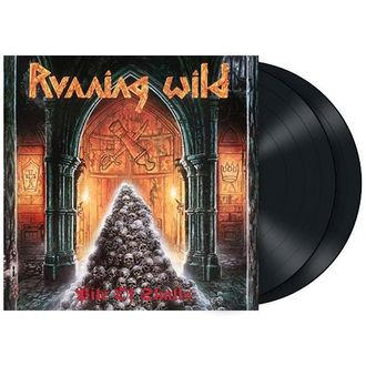 RUNNING WILD Pile Of Skulls 2-LP