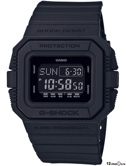Часы Casio G-Shock DW-D5500BB-1ER