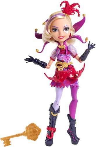 Кукла Кортли Джестер - Дорога в Страну Чудес, Ever After High (Эвер Афтер Хай)