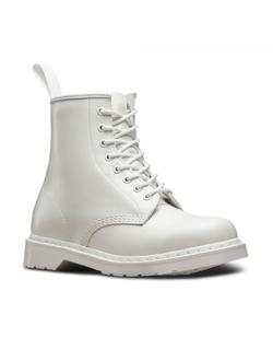 Ботинки Dr. Martens 1460 Mono Smooth белые