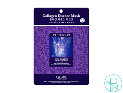 Маска тканевая Mijin Collagen Essence Mask с коллагеном