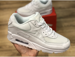 Кроссовки NIKE AIR MAX 90 MASH all white