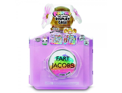 Poopsie Fart Jacobs Display Case 2 in 1 пупси кейс дисплей для хранения игрушек