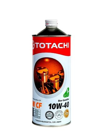 TOTACHI Eco Gasoline 10W-40 1л