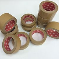A1 MASKING TAPES 100°C 50(48) мм малярная лента 40м