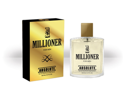 1 Millioner Absolute for men - Delta Parfum