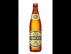 Пиво Рижское 0,5 л, 1 бут.