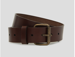 LEATHER LINE BROWN
