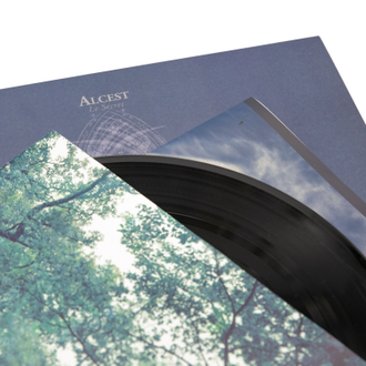 Alcest - Le Secret LP clear