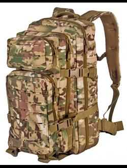 Тактический рюкзак Pals Assault Лесной камуфляж (Woodland) / Мультикам