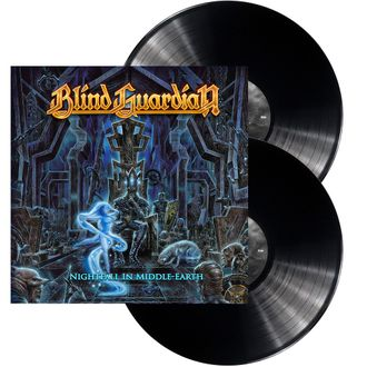 BLIND GUARDIAN Nightfall in middle earth 2-LP