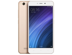 Смартфон Xiaomi Redmi 4A 16Gb Gold (золотой)