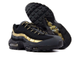 Nike Air Max 95 Black Gold Арт. 108MA