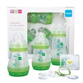MAM Welcome to the world Giftset big подарочный набор