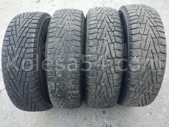№ 1083/2. Шины 215/70R16 Roadstone Winguard