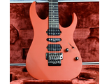 Ibanez Prestige RG1570 Suede Red Japan+ Case