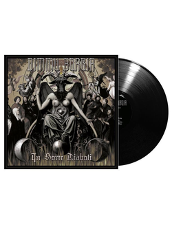 DIMMU BORGIR In sorte diaboli LP