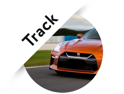Nissan GT-R Track