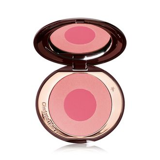CHARLOTTE TILBURY Cheek to chic РУМЯНА Love is the drug