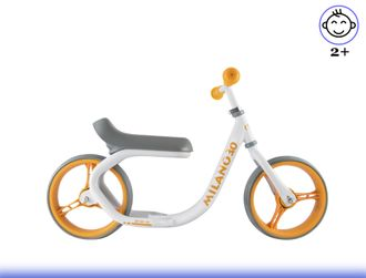 Tech Team Milano 3.0 (оранжевый) Kiddy-Bikes