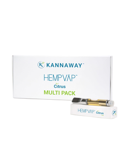Kannaway Hemp 100mg Citrus Party Kit