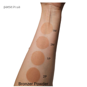 BRONZER POWDER COCONUT OIL PAESE