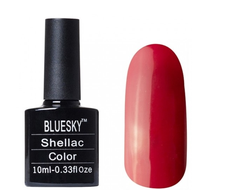 Гель лак Shellac BLUESKY 40575 SKARLETT LETTER 10ml