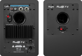 Fluid Audio F4 в soundwavestore-company.ru
